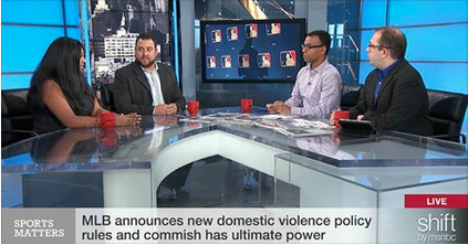 The Roundtable- August 24th, 2015- Shift MSNBC